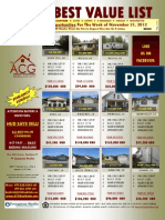 HUD Best Value List 11.21.12