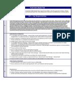 Ideal Manager Internal Audit