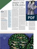 Pietro Citati Su San Bonaventura Da Bagnoregio - Corriere Della Sera 08.12.2012