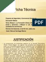 Ficha técnica Proyecto Tu seguridad en línea PDF
