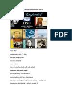 Art Garfunkel 7 Albums Blu