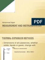 Measurement and Instrumentation IX