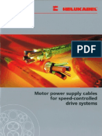 Motor Power Supply Cables Kul