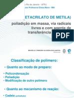Poli(metacrilato de metila)