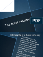 Presentation Hotel Industry Finish