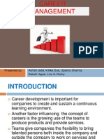 Career Management Tnd