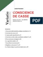 Alexander Neumann - Conscience de Casse