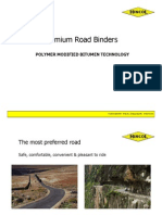 Modified Bitumen