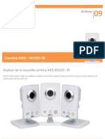 Axis M1031-W - Le dossier complet