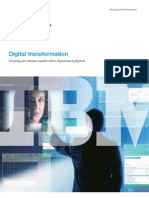 Digital Transformation IBM