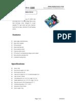 L298 Dual H-Bridge Motor Driver Datasheet