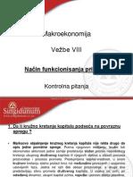 Makroekonomija-Vežbe VIII