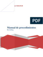 Manual de Procedimientos IT Profile