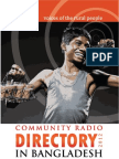 Community Radio Directory in Bangladesh