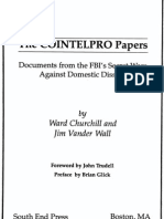 The Cointelpro Papers