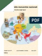La nascita delle monarchie nazionali