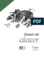 diccionario oncológico