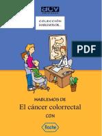 """Cáncer colorectal. Colección """"Hablemos de"""""""