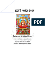 Yogapoint Recipe Book