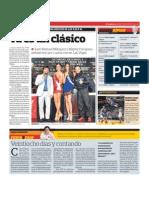 Columna del Dakar publicada en DT de El Comercio