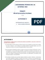 Documento que contiene la tablas con los elementos para comparar la noticia