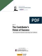 SB Unit 03 the Contributor's Vision of Success Ed2 v2r1