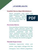 hiperbilirubinimea
