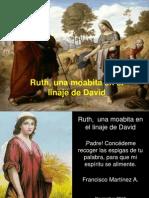 Ruth, Una Moabita en Lel Linaje de David