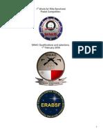 1st World Air Rifle Benchrest_MAAC_Qualifications