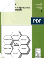 Guidelines for the Design of Agricultural Investments Projects