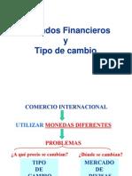 Tema 9 Mercados Financieros y Tipo de Cambio