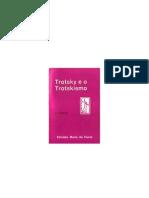 Trotsky e o Trotskismo - o Trotskismo e a Espanha (10)
