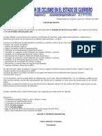 Circular 003-09 Licencias