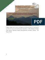 Proyecto Arte Rupestre en La Sierra de Guerrero2