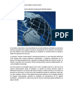 Dossier de Gerencia de Negocios Internacionales