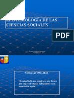 Epistemologia de Las Ciencias Sociales. (1)