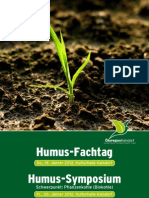Humus Fachtag 2012