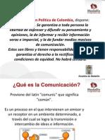 Presentación MODULOS comunicacion-