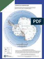 Antarctica Overview Map