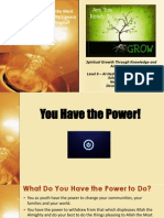 You Have the Power