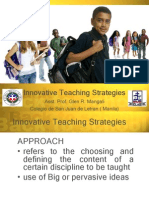 Innovative Teaching Strategies By AP Glen Mangali