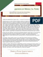LuxDomini. AntiGuadalupanismo en México