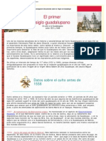 LuxDomini-El Culto Guadalupano, testimonios históricos (1531-1648)