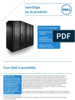 DELL PowerEdge Portfolio Brochure (IT)