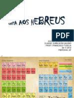 Hebreus 2012