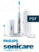 Philips Sonicare Sonic Toothbrush Cupons
