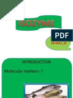 isozzyme