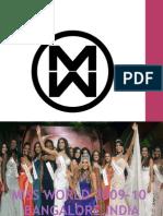 miss world event