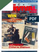 American Survival Guide April 1985 Volume 7 Number 4.PDF