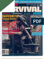 American Survival Guide August 1985 Volume 7 Number 8.PDF